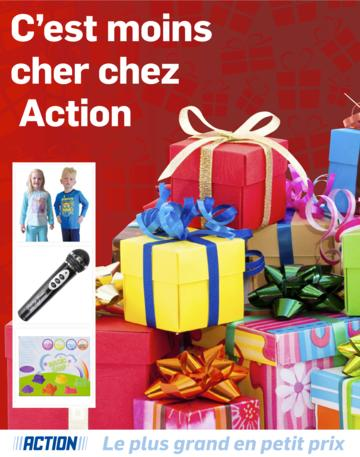 Catalogue Action Belgique Noël 2015