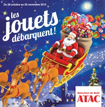Catalogue Atac Noël 2015