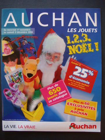Catalogue Auchan Noël 2006