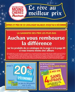 Catalogue Auchan Noël 2009 page 3