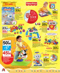 Catalogue Auchan Noël 2009 page 6