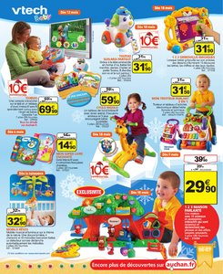 Catalogue Auchan Noël 2009 page 7