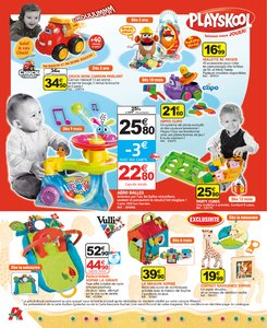 Catalogue Auchan Noël 2009 page 8