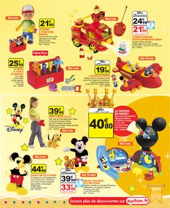Catalogue Auchan Noël 2009 page 11