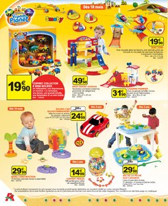 Catalogue Auchan Noël 2009 page 12