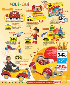 Catalogue Auchan Noël 2009 page 13