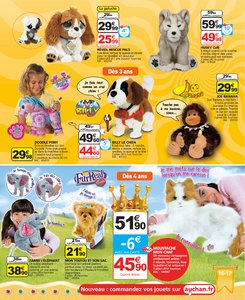 Catalogue Auchan Noël 2009 page 17
