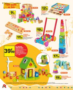 Catalogue Auchan Noël 2009 page 20
