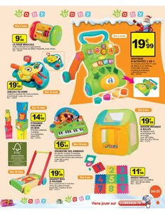 Catalogue Auchan Noël 2010 page 5