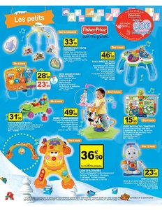 Catalogue Auchan Noël 2010 page 6