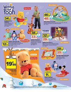 Catalogue Auchan Noël 2010 page 12