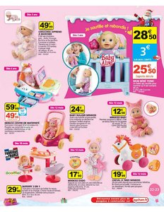 Catalogue Auchan Noël 2010 page 23