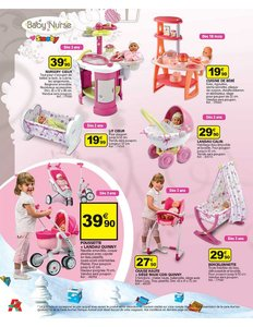 Catalogue Auchan Noël 2010 page 24