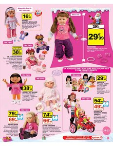 Catalogue Auchan Noël 2010 page 25