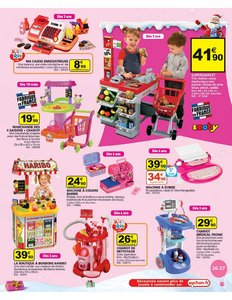 Catalogue Auchan Noël 2010 page 27