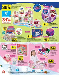 Catalogue Auchan Noël 2010 page 28