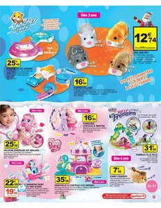 Catalogue Auchan Noël 2010 page 31