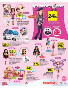 Catalogue Auchan Noël 2010 page 35