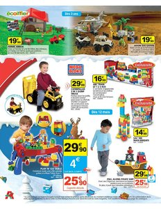 Catalogue Auchan Noël 2010 page 38