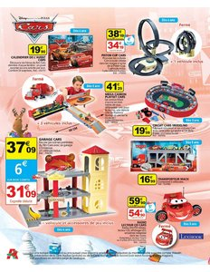 Catalogue Auchan Noël 2010 page 44