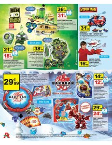 Catalogue Auchan Noël 2010 page 52
