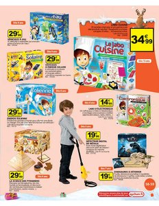 Catalogue Auchan Noël 2010 page 59