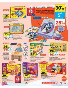 Catalogue Auchan Noël 2010 page 63