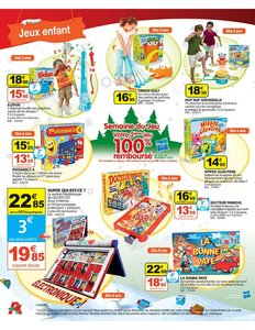 Catalogue Auchan Noël 2010 page 66