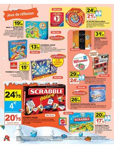 Catalogue Auchan Noël 2010 page 72