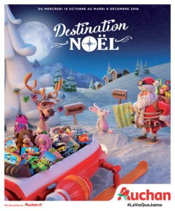 catalogue de noel 2018 auchan Catalogue Auchan Noël 2016 | Catalogue de jouets catalogue de noel 2018 auchan