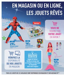 Catalogue Auchan Noël 2016 page 2