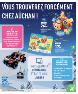 Catalogue Auchan Noël 2016 page 3