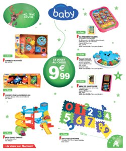 Catalogue Auchan Noël 2016 page 5