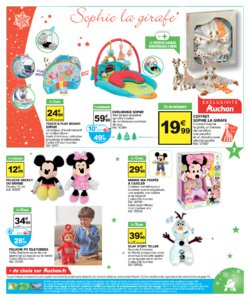 Catalogue Auchan Noël 2016 page 7