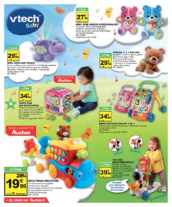 Catalogue Auchan Noël 2016 page 10