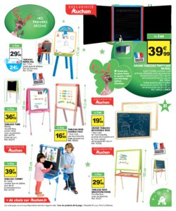 Catalogue Auchan Noël 2016 page 21