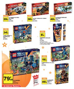 Catalogue Auchan Noël 2016 page 28