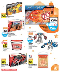 Catalogue Auchan Noël 2016 page 31