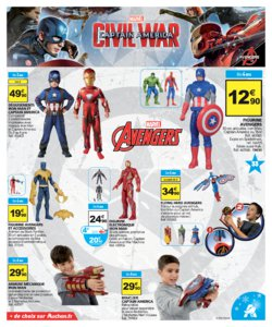 Catalogue Auchan Noël 2016 page 33