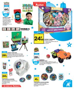 Catalogue Auchan Noël 2016 page 37