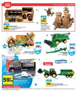 Catalogue Auchan Noël 2016 page 42