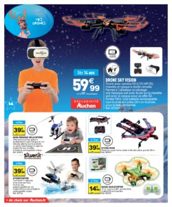 Catalogue Auchan Noël 2016 page 46