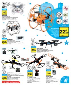 Catalogue Auchan Noël 2016 page 47