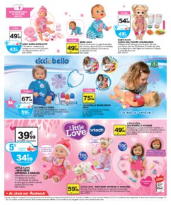 Catalogue Auchan Noël 2016 page 54