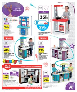 Catalogue Auchan Noël 2016 page 55