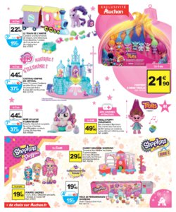 Catalogue Auchan Noël 2016 page 61
