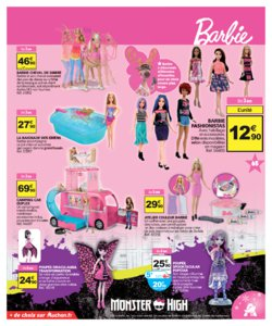 Catalogue Auchan Noël 2016 page 65