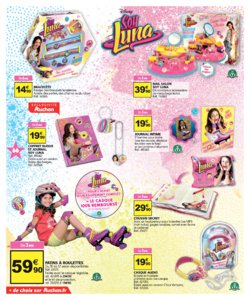 Catalogue Auchan Noël 2016 page 66