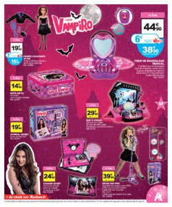 Catalogue Auchan Noël 2016 page 67