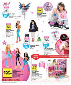 Catalogue Auchan Noël 2016 page 68